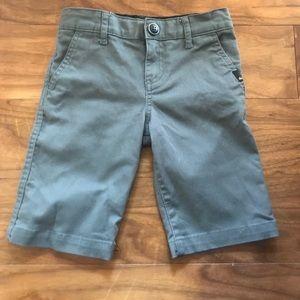 Boys Quicksilver shorts.